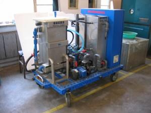 脉冲电集废水全自动处理系统